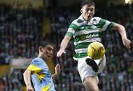 Celtic not in Champions League to make up numbers - Kieran Tierney
