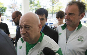 Irish Olympic officials free to leave Brazil after questioning