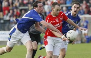 Na Fianna's Plunkett Kane is wary of 'bogey team' Glabally
