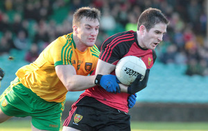 Castlewellan against Clonduff looks too close to call