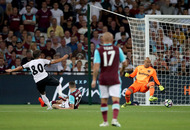 West Ham crash out of Europa League to Astra Giurgiu