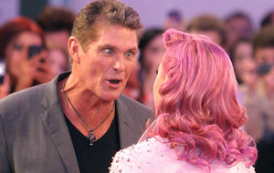 Join David Hasselhoff on an official world fan cruise