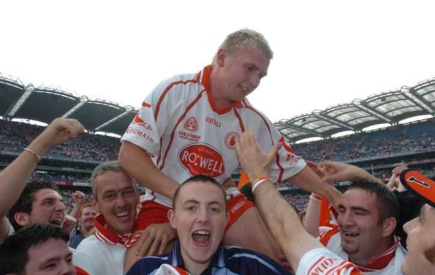 On This Day- Aug 27 2005: Owen Mulligan blasts Tyrone into the All-Ireland semi-finals