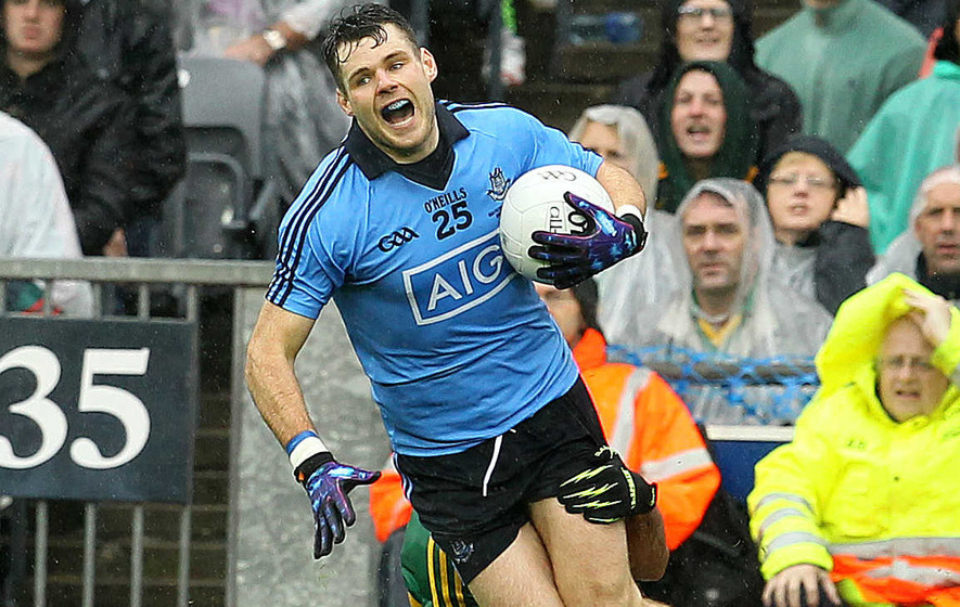 Kevin McManamon key man for Dublin in All-Ireland semi-final