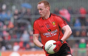 Down SFC: Benny Coulter content with underdogs tag