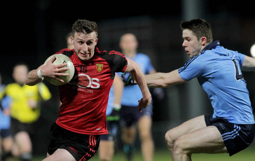 Down SFC: Brannigan steers Clonduff through