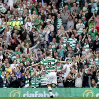 Leigh Griffiths hits back at Gordon Strachan by changing Twitter name to #Shorty