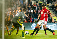 Marcus Rashford grabs late winner for Manchester United