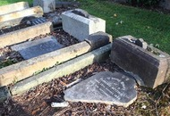 Bishop Noel Treanor condemns destruction of Jewish graves in Belfast City Cemetery