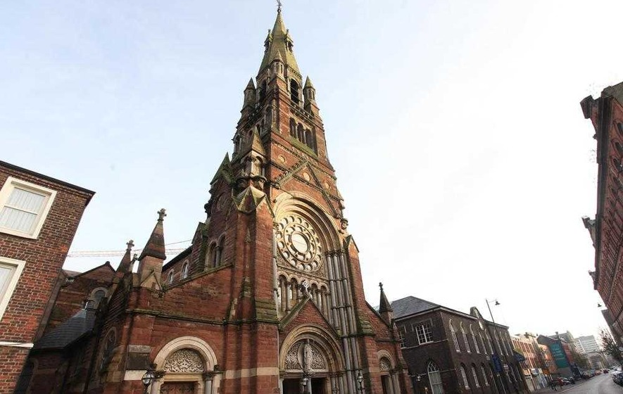 st patrick s church in belfast to lose morning mass on weekdays