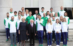 Irish president warns of 'serious' issues over Rio Olympic games