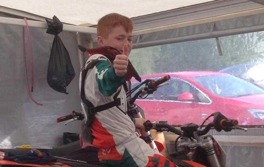 Motocross tragedy: Tributes paid to 'smiling' teenager (13)