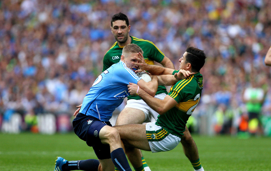 All-Ireland SFC: Dublin do their talking on the pitch in classic
