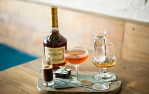 Create your own Hennessy Connoisseurs Challenge cocktails