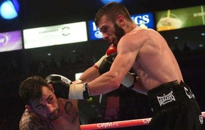 Anthony Cacace on verge of British super-featherweight title shot