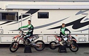 Motocross victim was struck by older brother's bike