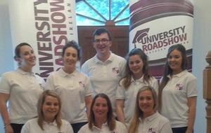 University roadshow prepares to visit Northern Ireland schools