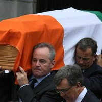 Mourners told of 'special gifts' of Ireland's ex-tanaiste Peter Barry