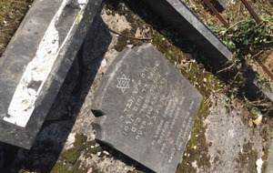 Councillor calls for security review after Jewish graves attack