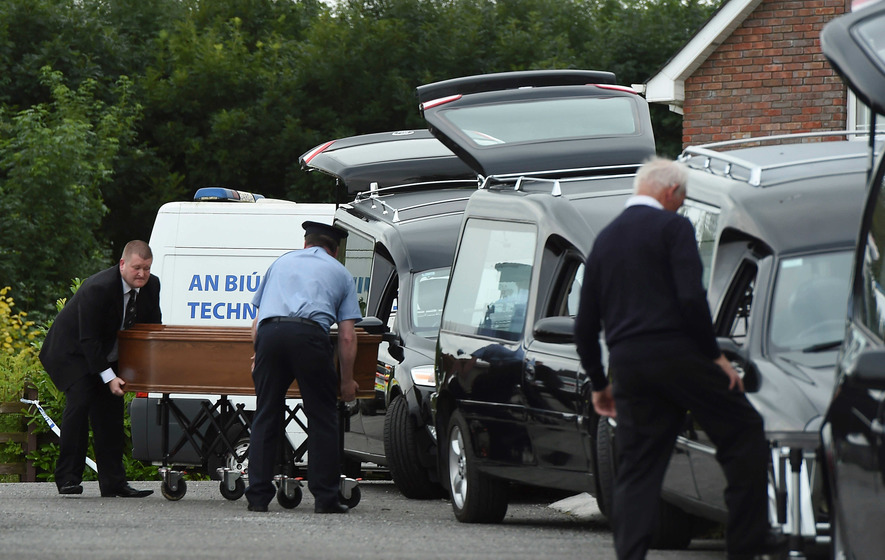 Father 'stabbed wife and three sons in Cavan murder-suicide'