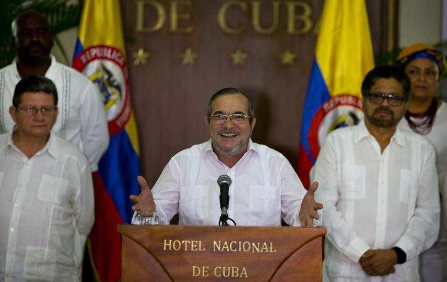 Permanent ceasefire takes effect in Colombia after half a century