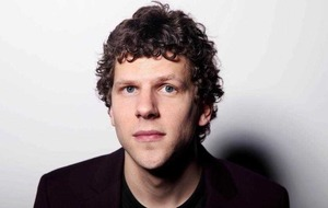 Jesse Eisenberg: Cafe Society director Woody Allen is just so clever