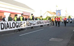 Major anti-Parades Commission march planned by loyalist bands