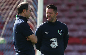 Martin O'Neill wishes he'd worked with Robbie Keane earlier