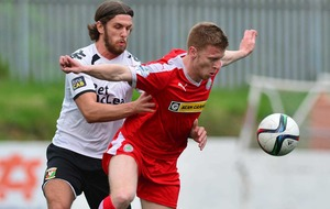 Cliftonville hit 11 in League Cup rout of Lisburn Distillery