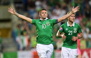 As the curtain comes down, Ireland fans can remember Robbie Keane's Lansdowne bow with pride