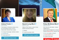 Stormont advised MLAs on how to get Twitter 'blue tick'