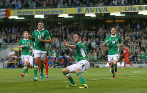 Robbie Keane grabs goal in final appearance for Republic of Ireland