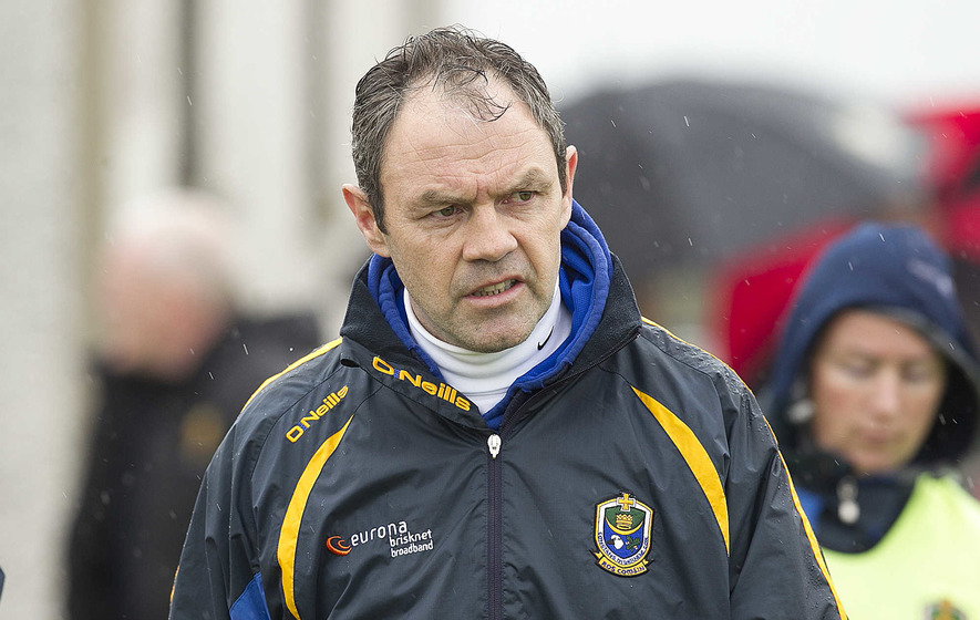 Justin Campbell leaves Roscommon hurlers