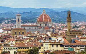 Food, wine, art and beautiful countryside – it must be Tuscany