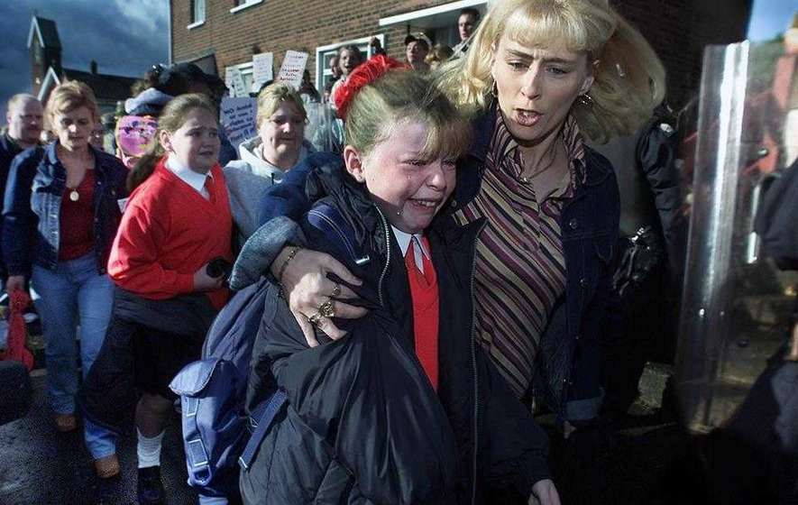 Belfast Holy Cross schoolgirls paid compensation over 2001 loyalist dispute