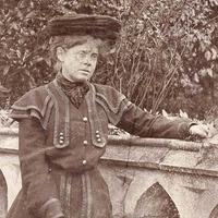 Poet, journalist and feminist Alice Milligan recalled