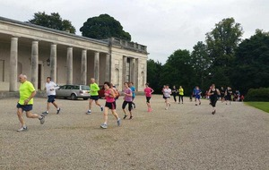 Enniskillen parkrunners fight back after Castle Coole ban