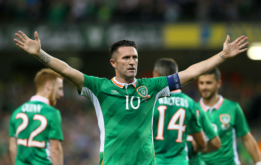 Robbie Keane - the great unloved of the Republic
