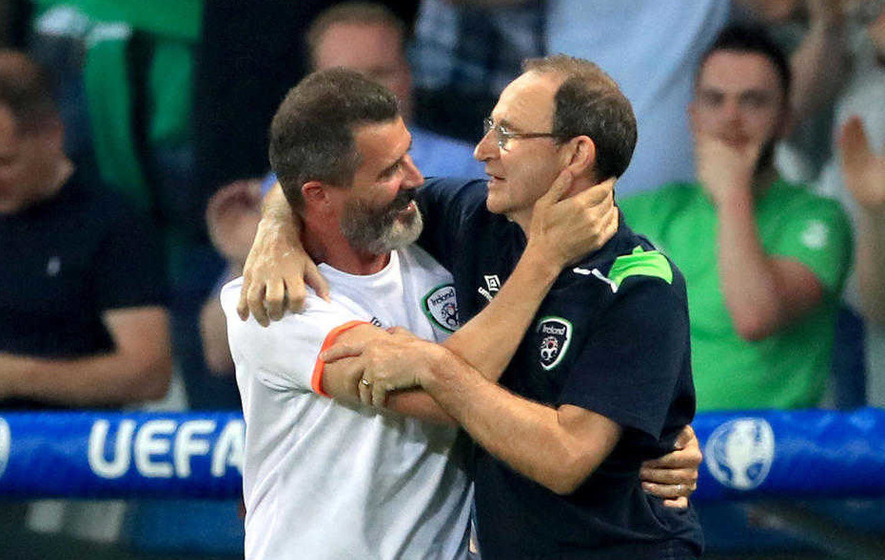 Ireland a stronger unit after Euros experience: Martin O'Neill