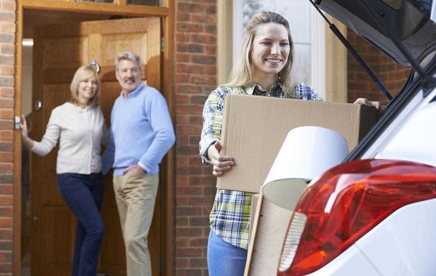 c833d15a Moving on when the kids move out of home - The Irish News