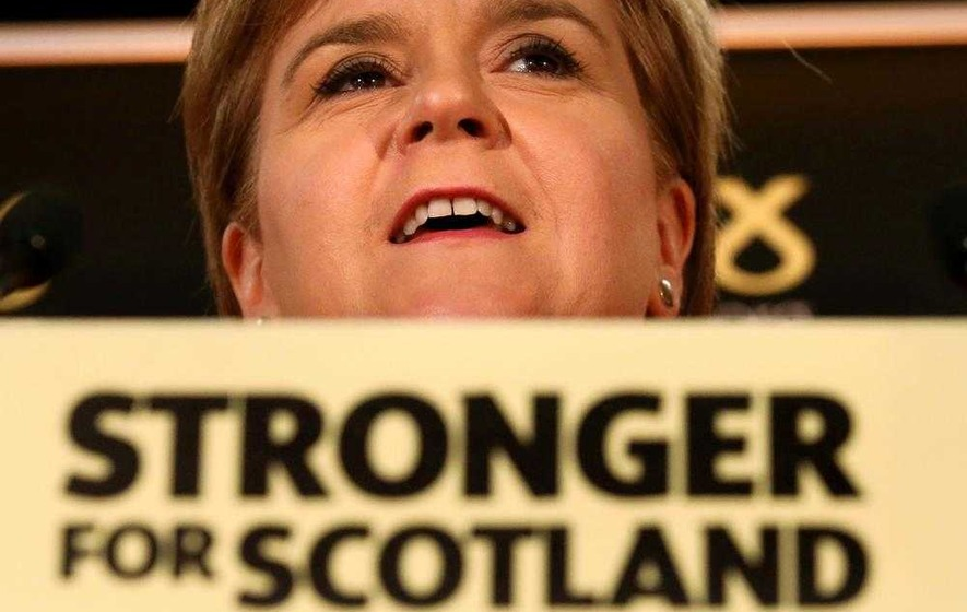 Sturgeon launches 'new conversation' on Scottish independence