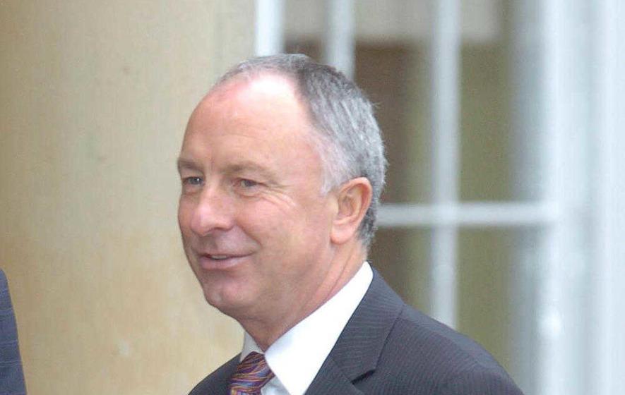 Brexit: Ex-Fianna Fail minister Dermot Ahern backs Raymond McCord court move