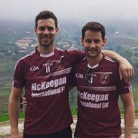 Antrim hurler Neil McManus in awe of the GAA's power abroad
