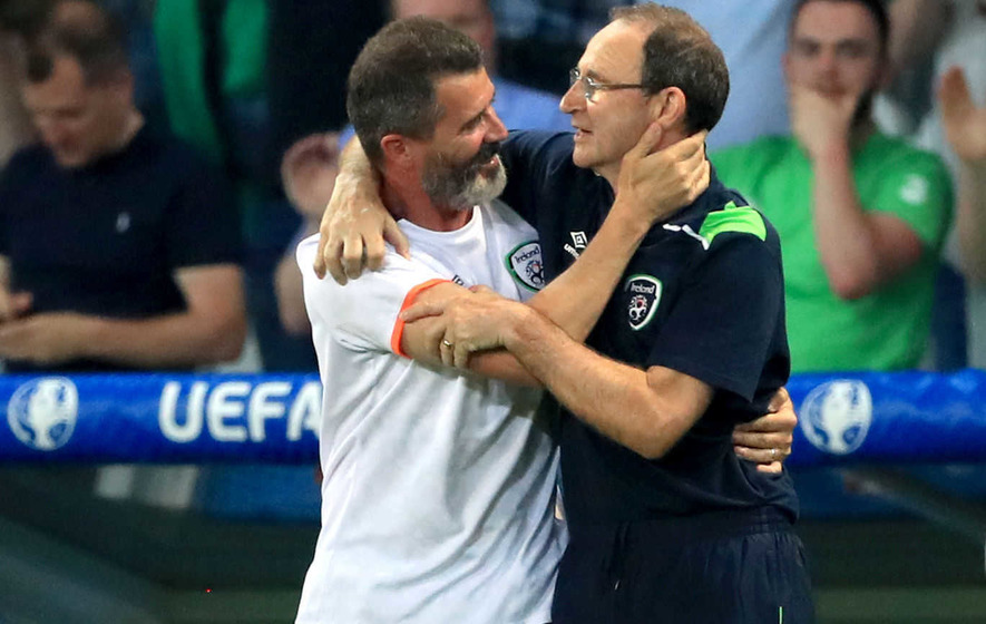 Roy Keane: time to move on