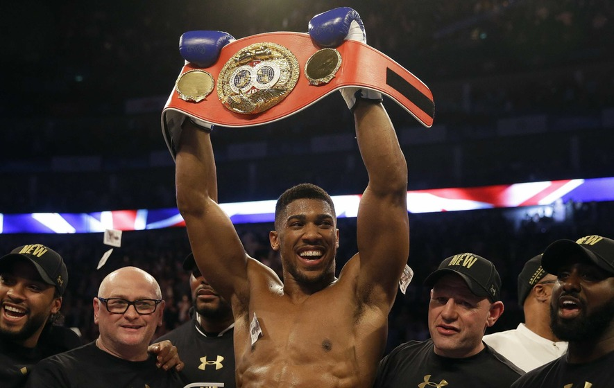 Anthony Joshua has announced the date and venue for his next fight, and people are already predicting victory