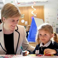 Scottish First Minister Nicola Sturgeon tells of miscarriage