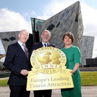 Titanic Belfast named Europe's top visitor attraction - ahead of Eiffel Tower and the Colosseum