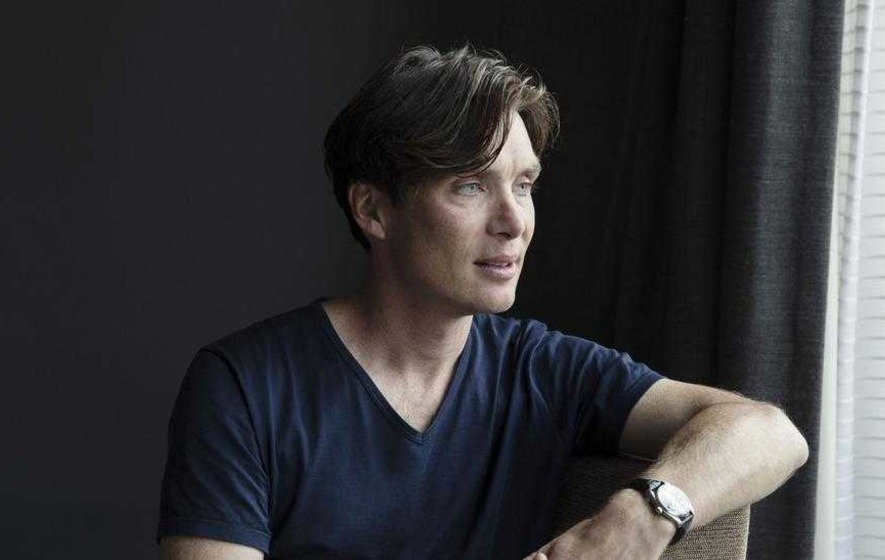 Cillian Murphy I'm more choosy about the stuff I