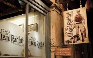 Dead Rabbit bar in New York set to reopen after fire