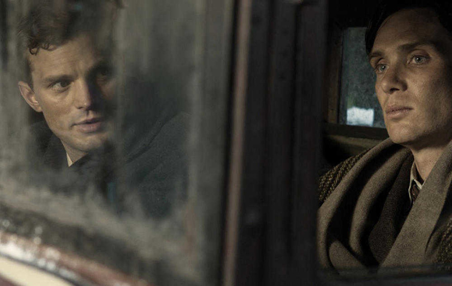 Dornan, Murphy tackle WWII roles for thriller 'Anthropoid'